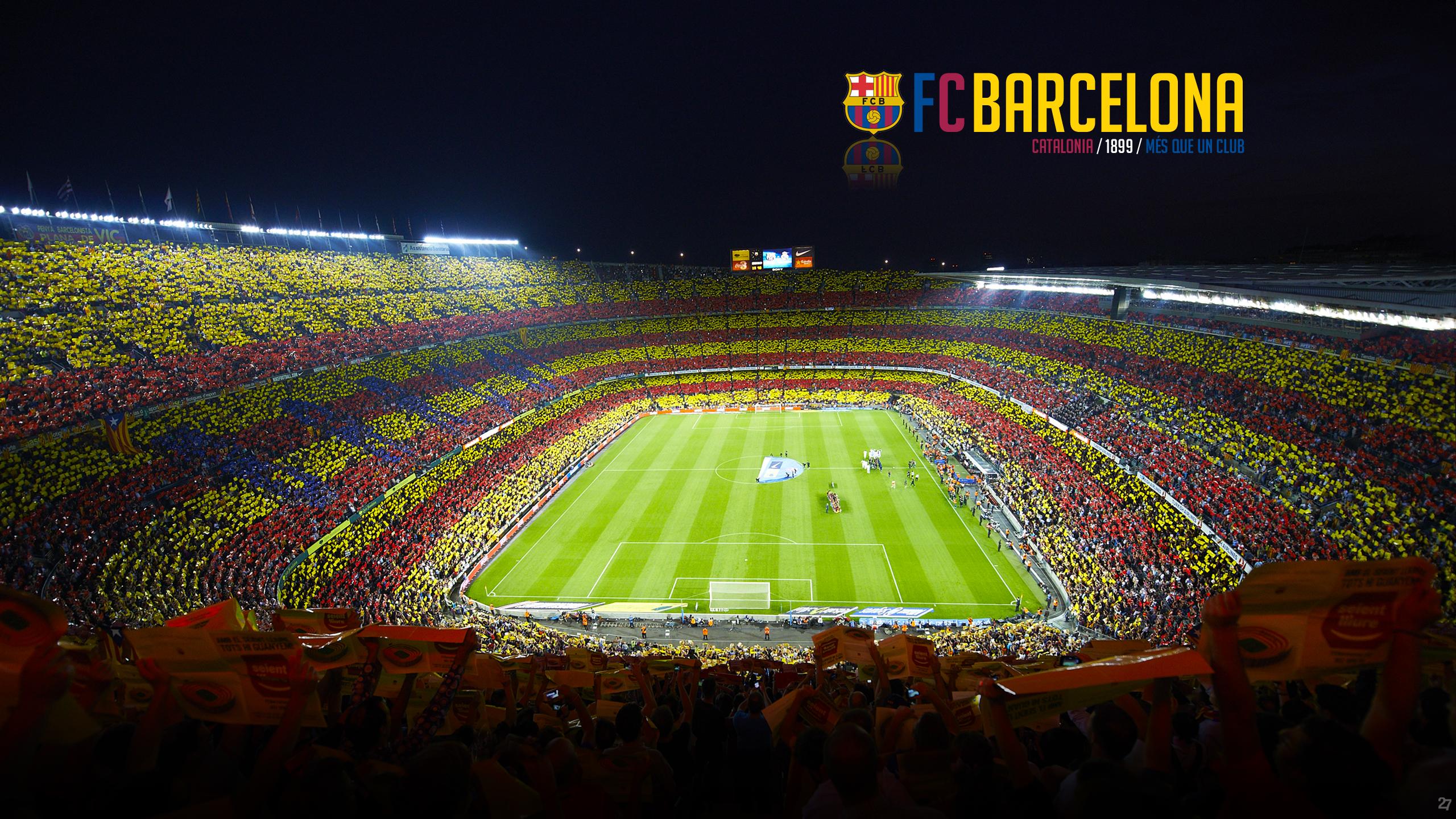 FC Barcelona Wallpapers HD × Imagenes De Barcelona