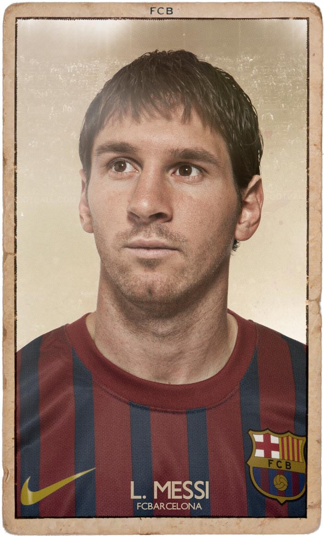 FC Barcelona Vintage Football Cards - Forza27