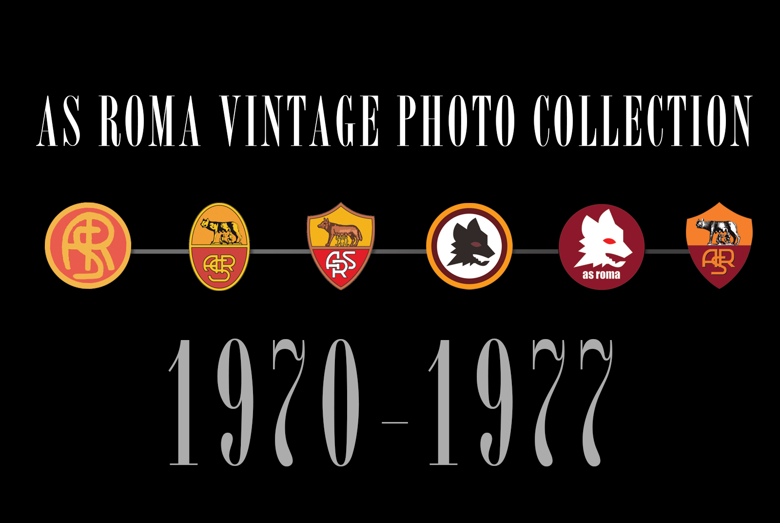 As Roma Vintage Photo Collection Digitally Retouched 1927 1969 Forza27
