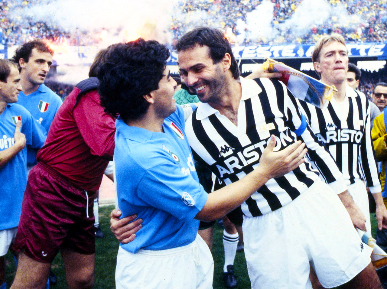 Maradona at Napoli – in high definition – Forza27