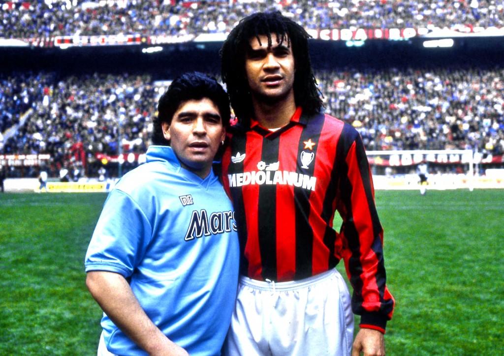 Maradona At Napoli In High Definition Forza27