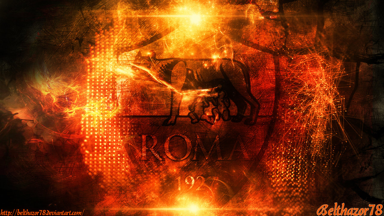 as_roma_wallpaper_pencil_by_belthazor78-d799s2z
