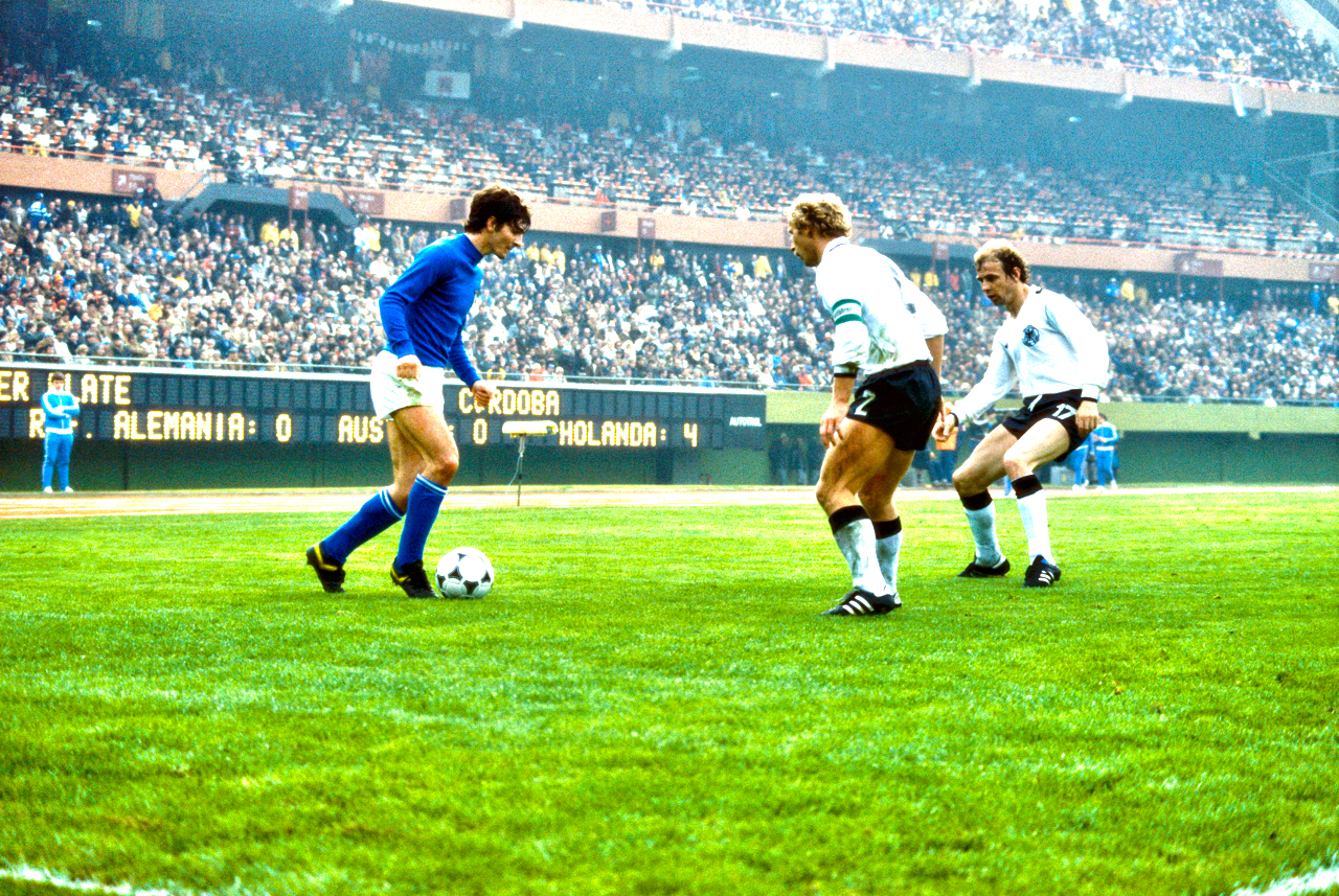 Paolo Rossi v West Germany World Cup 1978 – Forza27