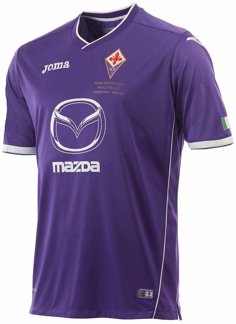SC Fiorentina 2014 Coppa Italia Final Kit (1)