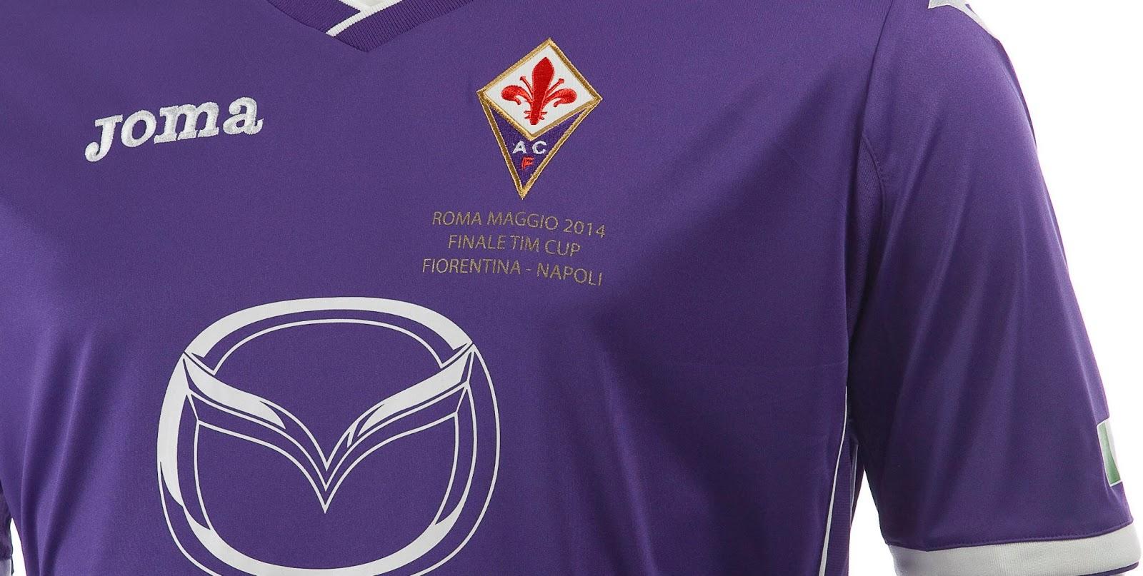 SC Fiorentina 2014 Coppa Italia Final Kit (5)