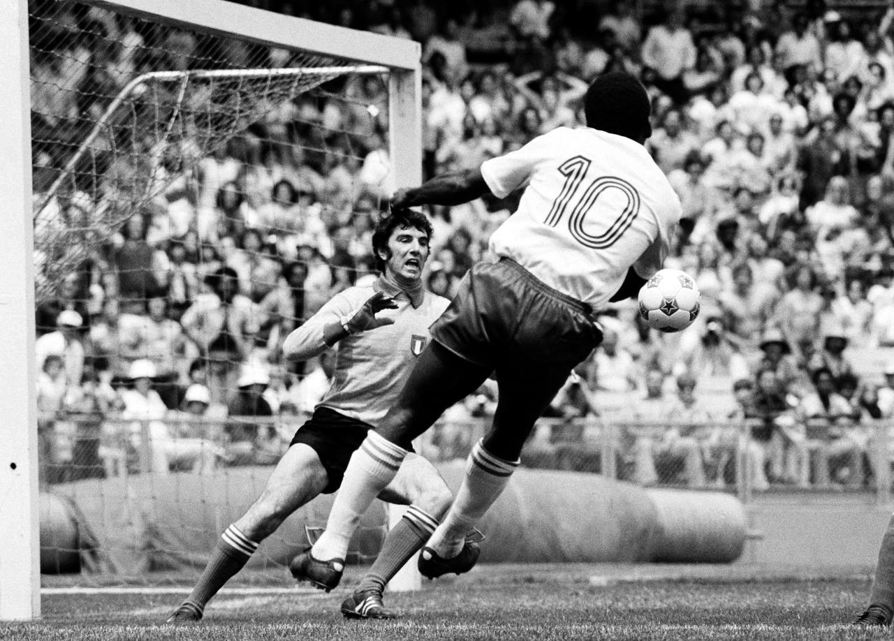 Zoff v Pele 1976 – Forza27