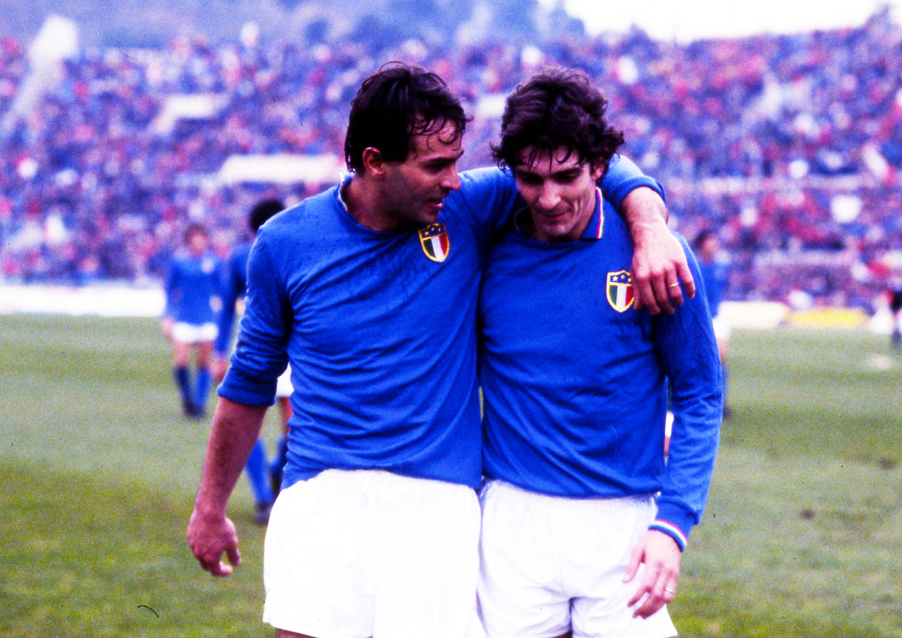 Antonio Cabrini and Paolo Rossi – Forza27