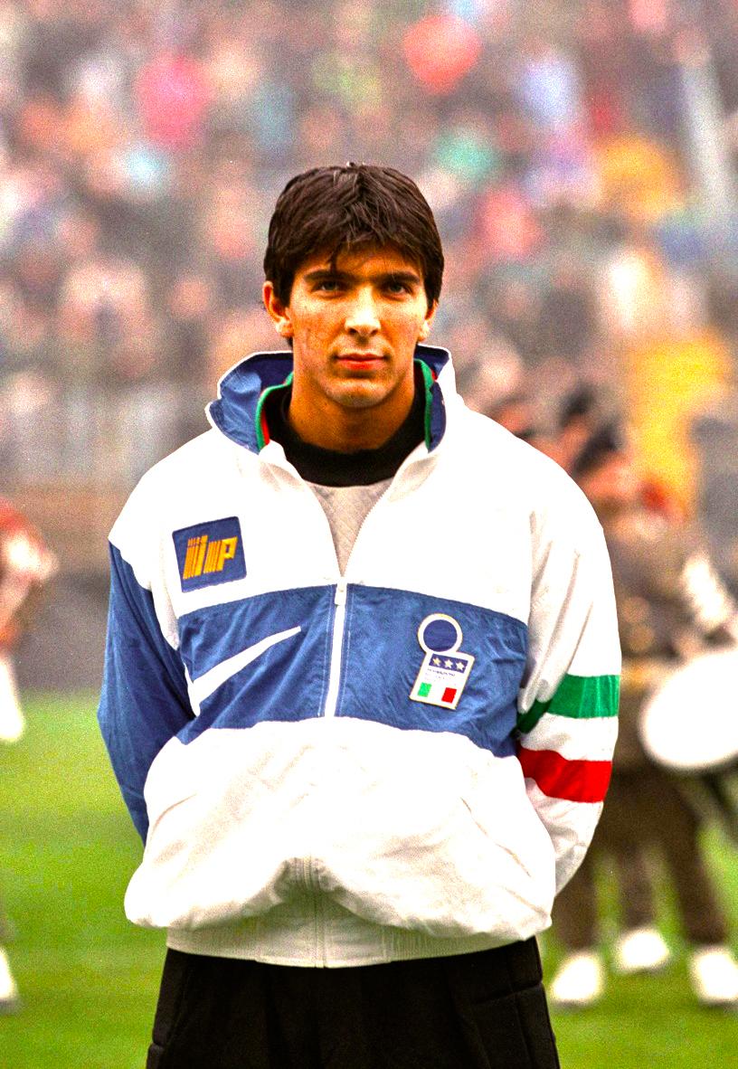Azzurrini Buffon – F...