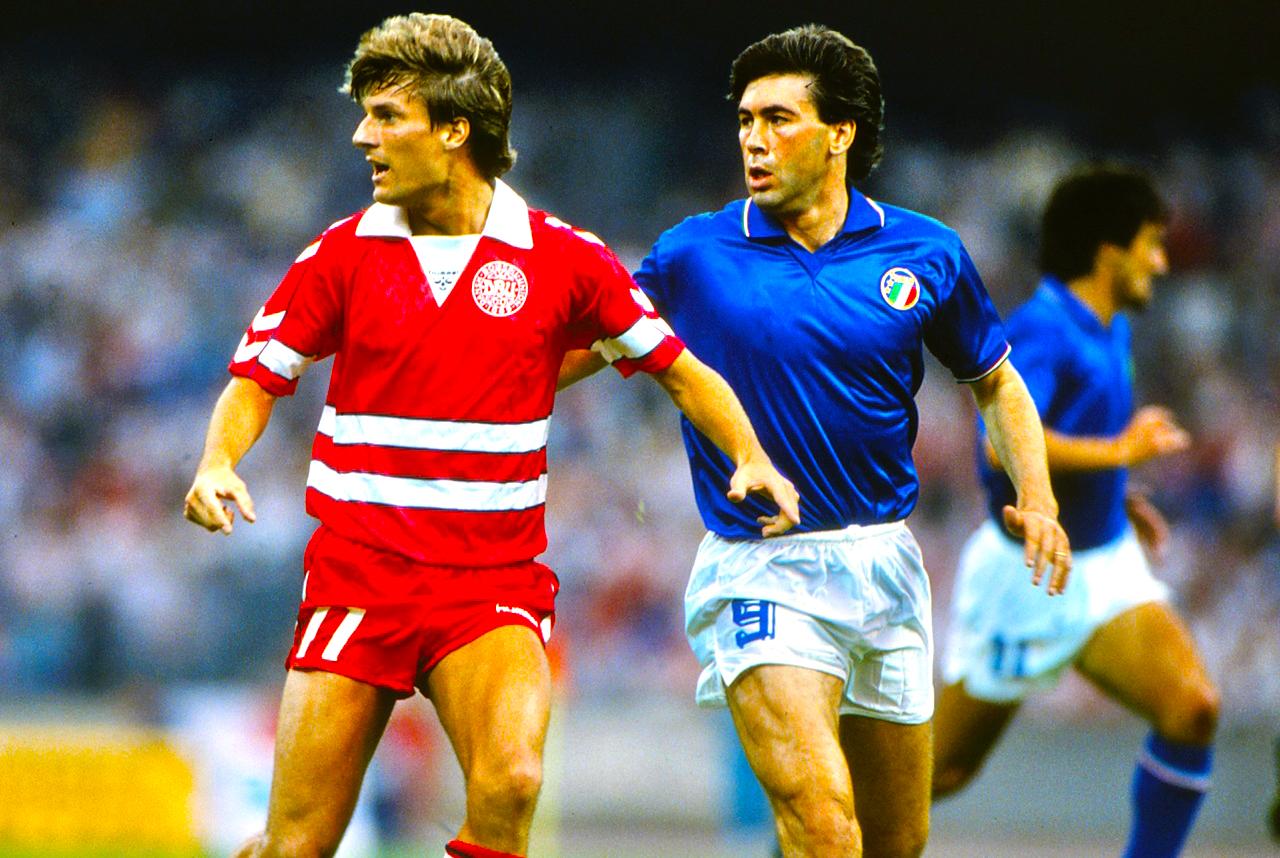 Michael Laudrup and Carlo Ancelotti – Forza27
