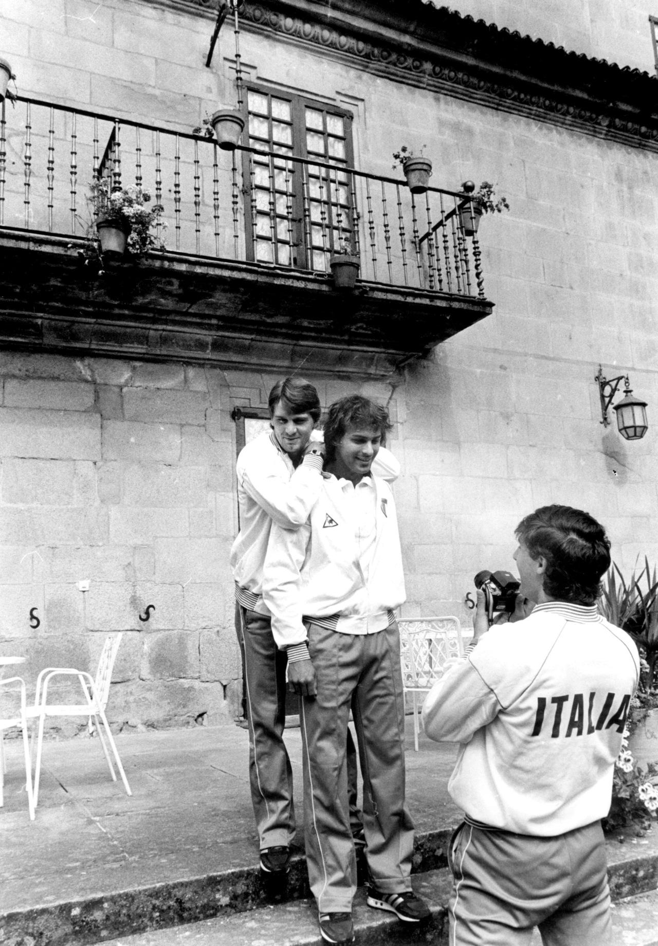 Daniele Massaro Marco Tardelli and Antonio Cabrini – Forza27