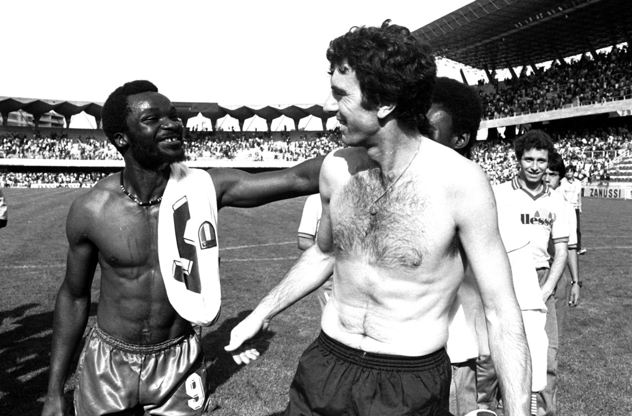 Dino Zoff and Roger Milla – Forza27