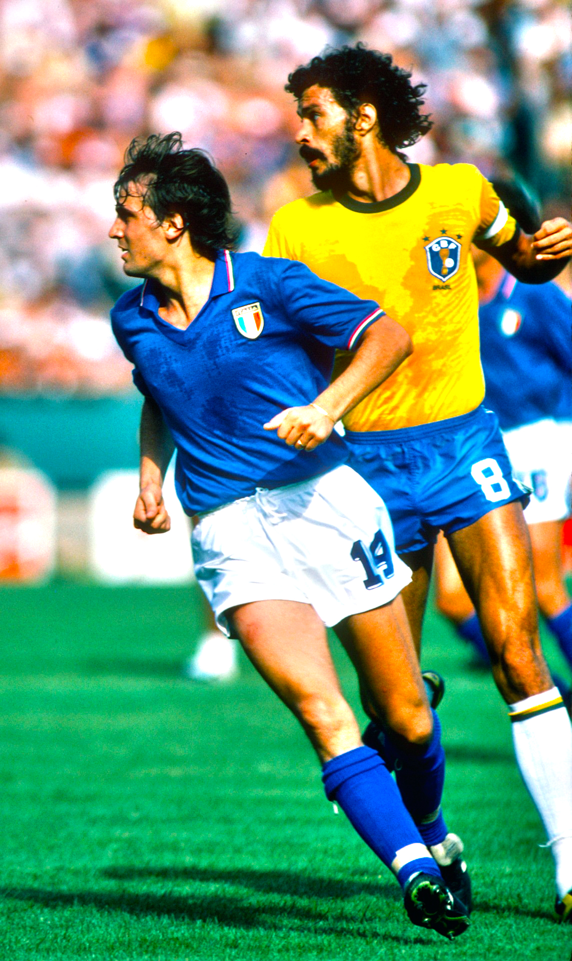 Marco Tardelli and Socrates – Forza27