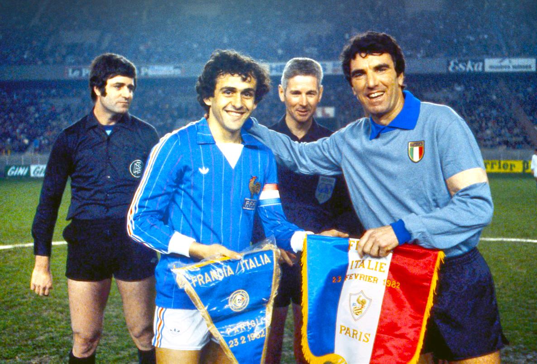 Dino Zoff and Michel Platini – Forza27