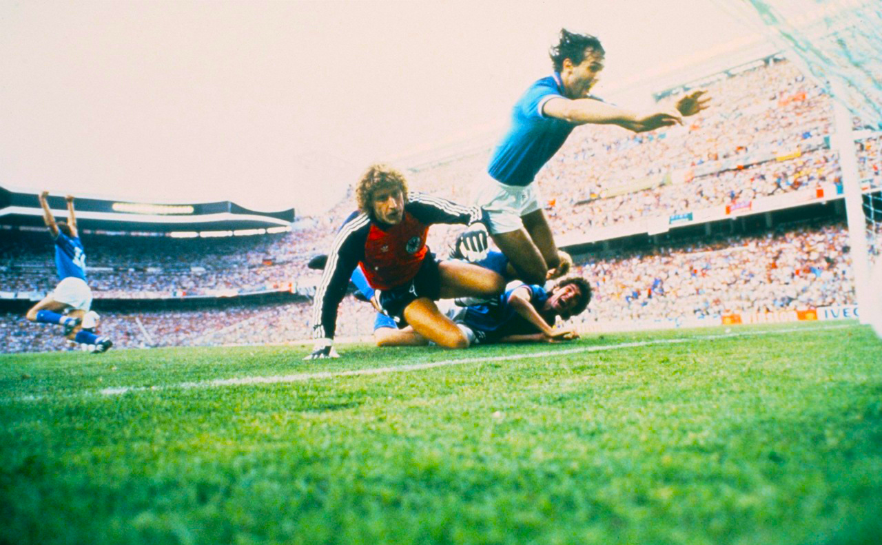 Paolo Rossi s goal in the 1982 World Cup final – Forza27