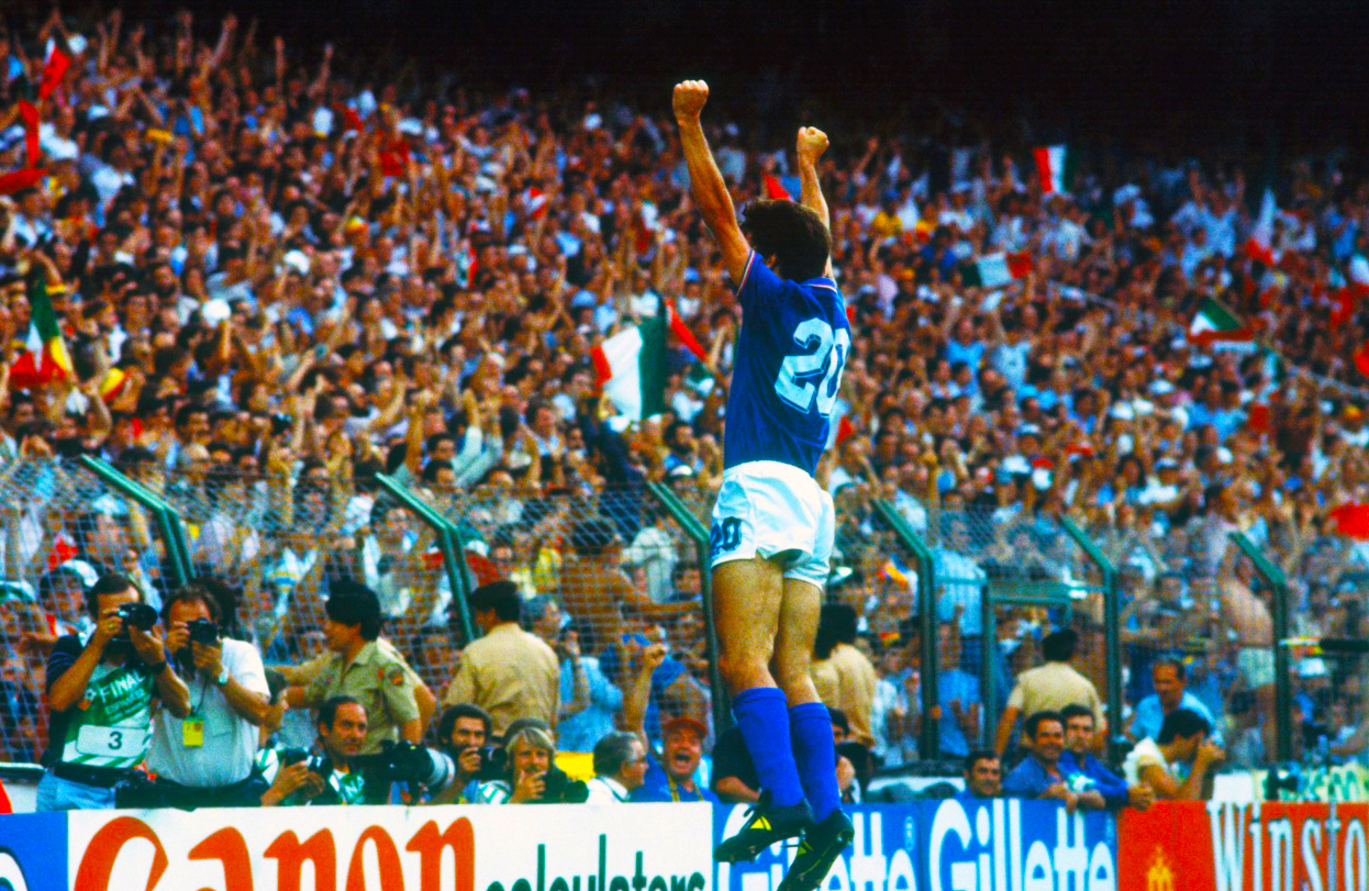 Paolo Rossi 1982 World Cup final – Forza27