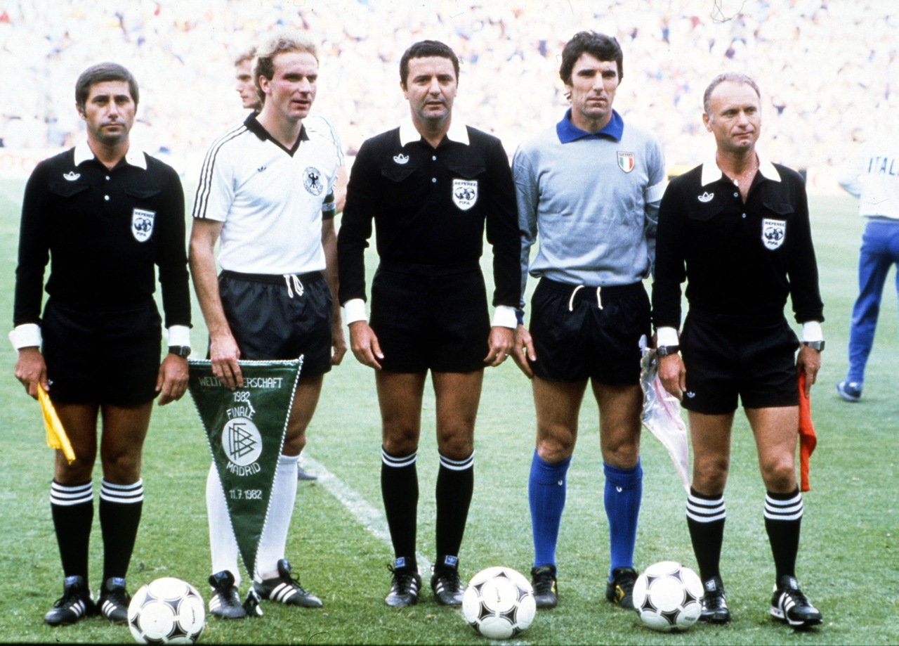 Dino Zoff and Karl Heinz Rummenigge – Forza27