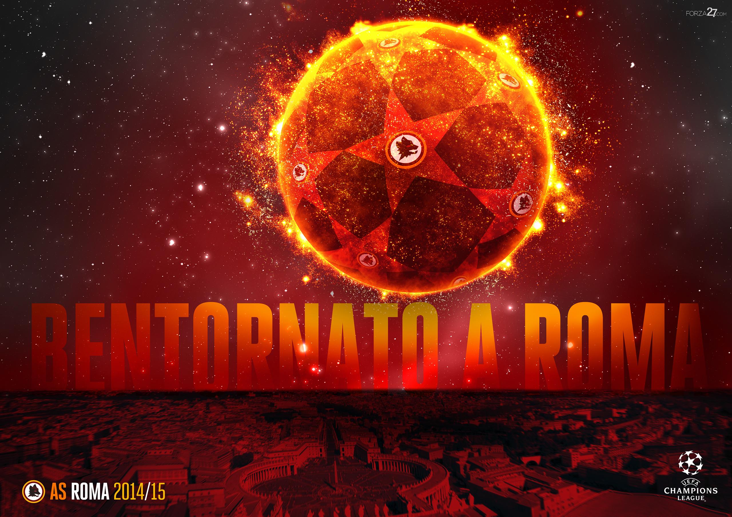 AS Roma - Страница 14 ROMA_CL14_forza27