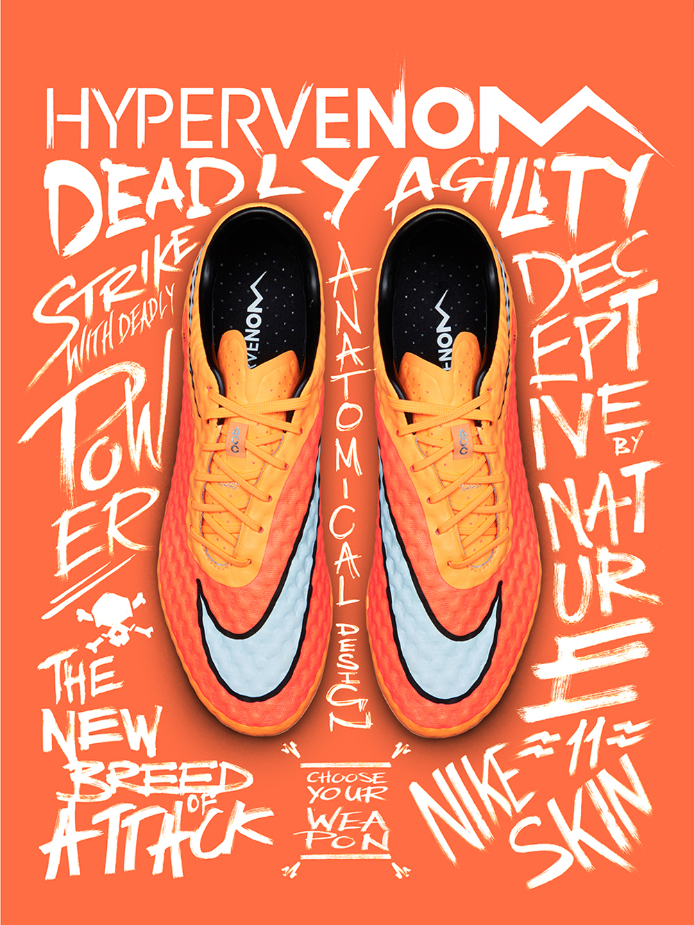 Nike Four Silo Campaign Pro Direct Soccer Posters Forza27