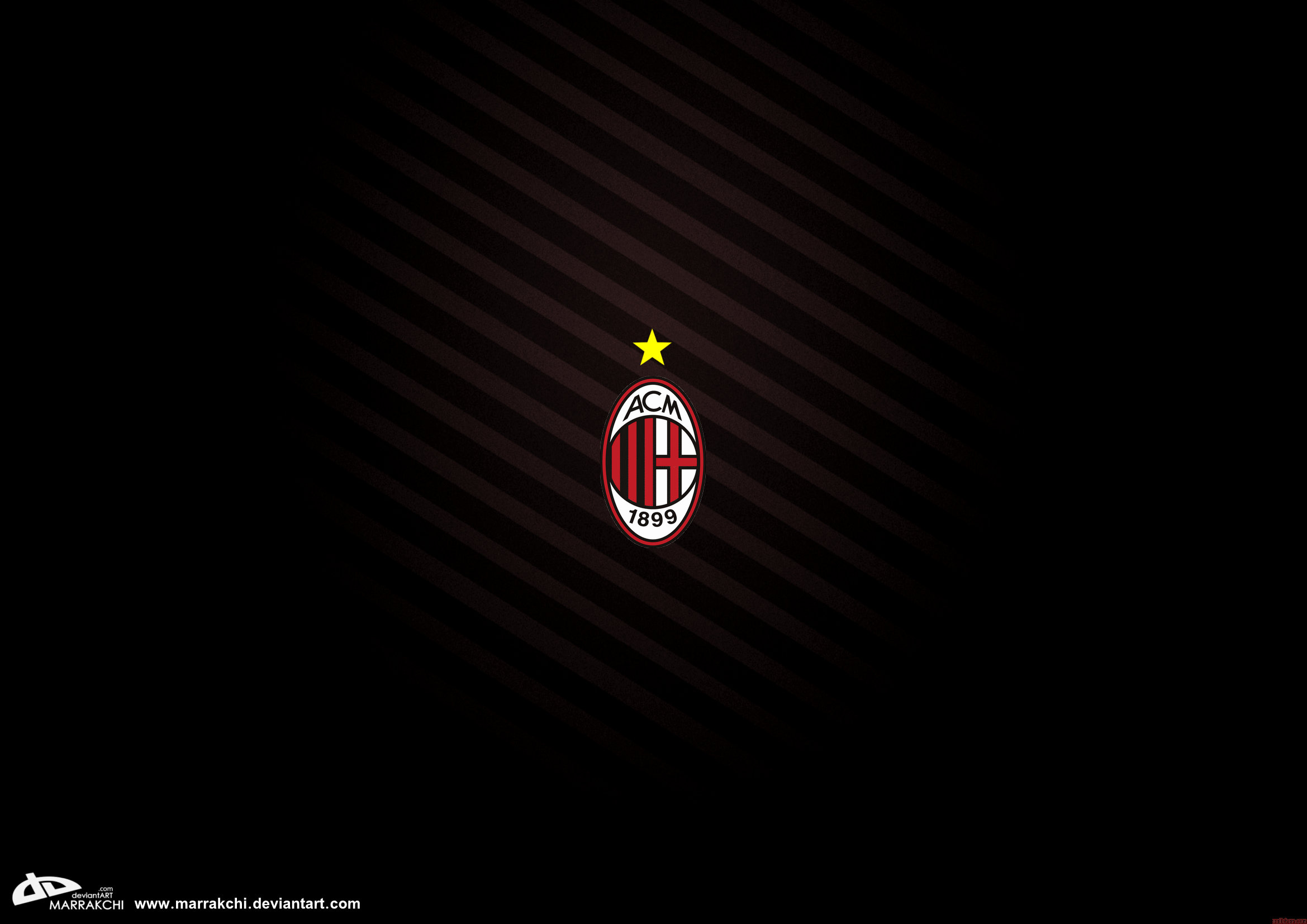 forza27 ac milan wallpapers