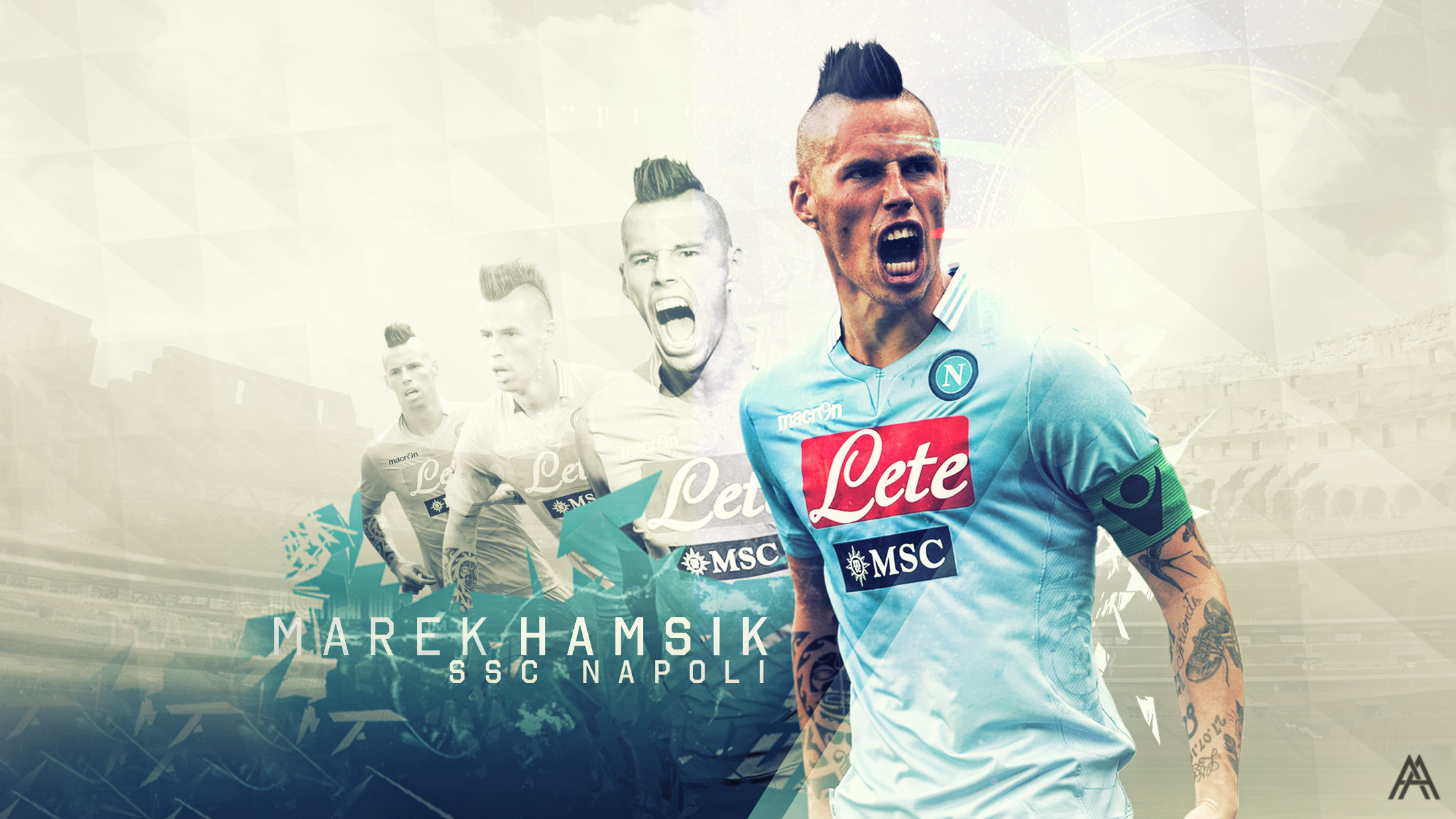 Marek Hamsik Wallpapers – Forza27