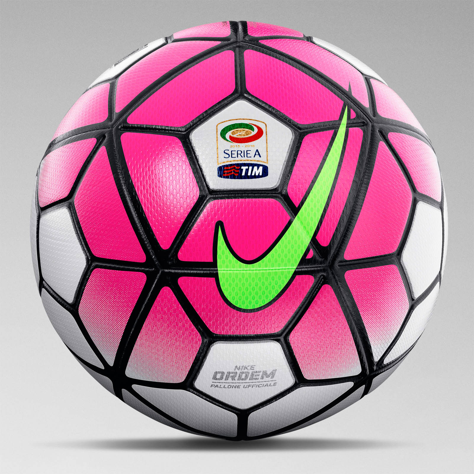 Serie A 15 16 Nike Ordem Ball Released Forza27