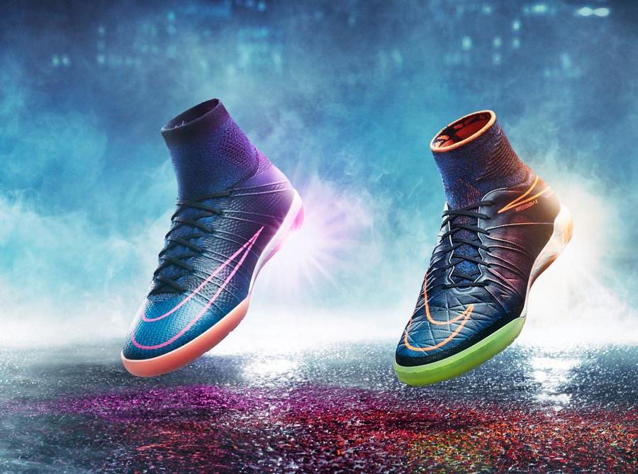 finest selection cf111 27bf4 Nike FootballX Distressed Indigo Collection – Forza27