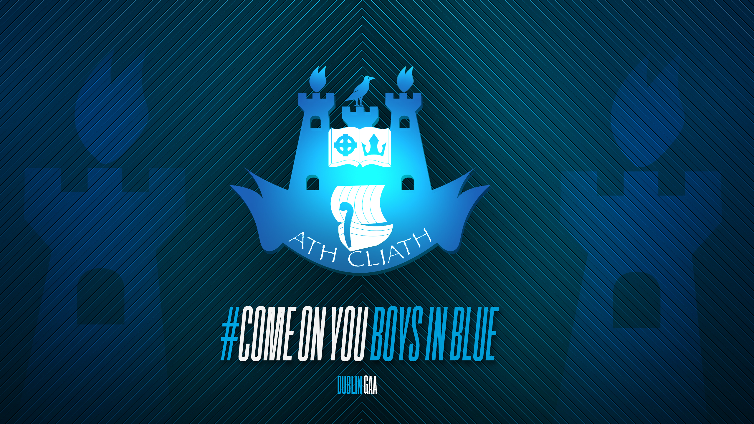 Dublin gaa wallpaper