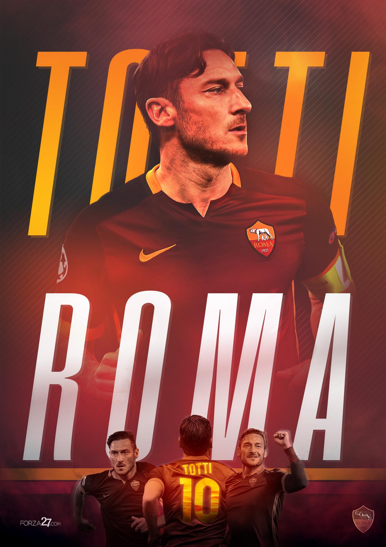Forza27 » Totti 2017