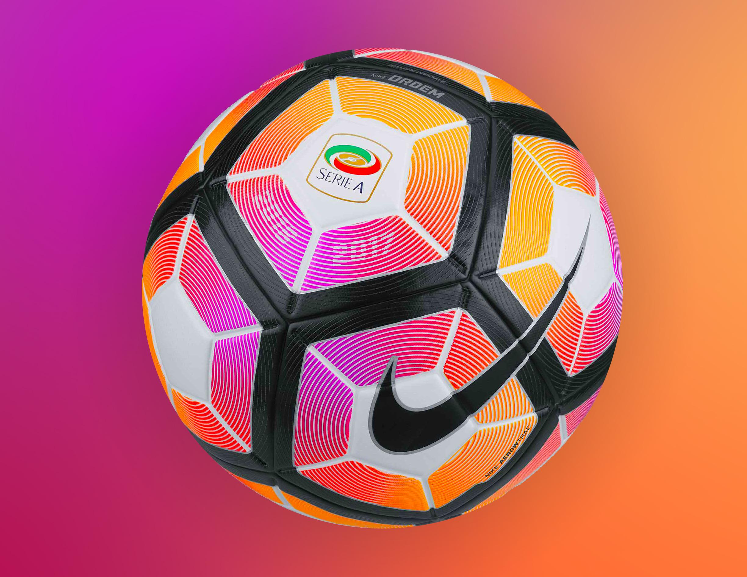 Serie A 2016 2017 Ball Forza27