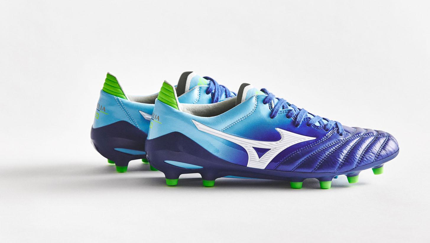 new style a827e 2efee Mizuno Morelia Neo II Boots – 'Mazarine Blue' – Forza27