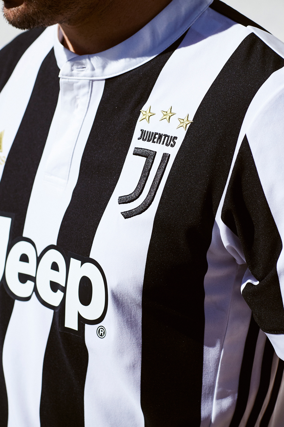 new styles 9bcd1 85b77 Juventus 2017/18 Adidas Home Kit – Forza27