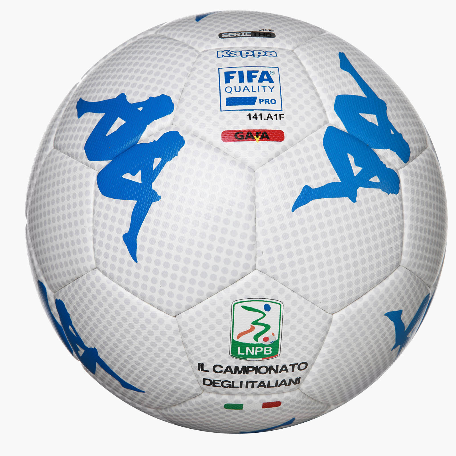 7d157ba497 Kappa Serie B 2017-18 Official Match Ball – Forza27