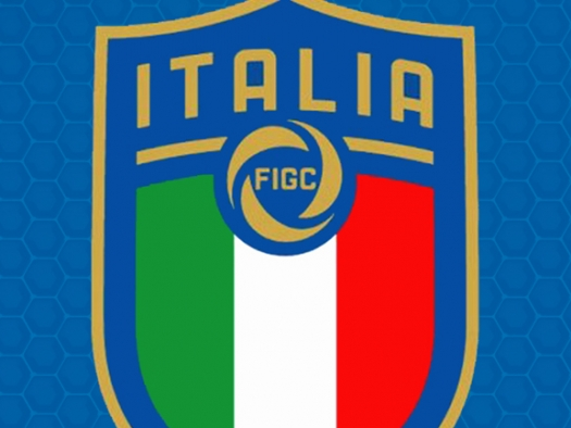 New figc national team crest plus walls forza27 crest images via figc voltagebd Choice Image