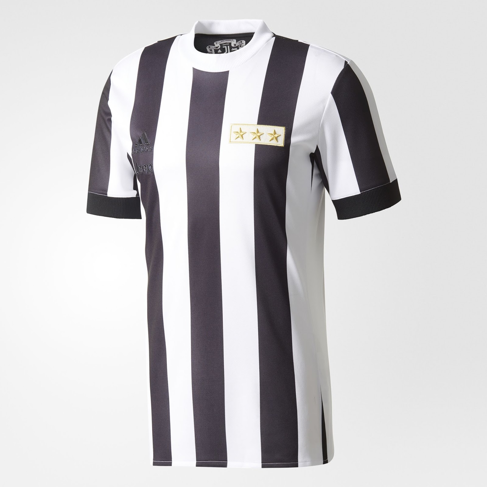 wholesale dealer 15403 bced1 Juventus 120th Anniversary Jersey – Forza27