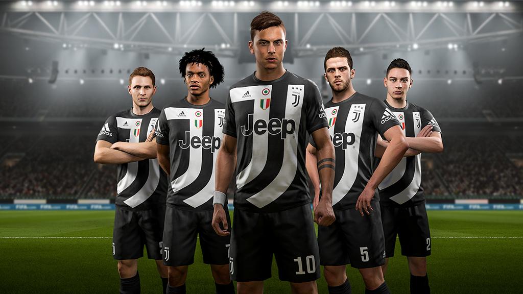 aa7307ecc67 EA SPORTS and adidas digital fourth kits