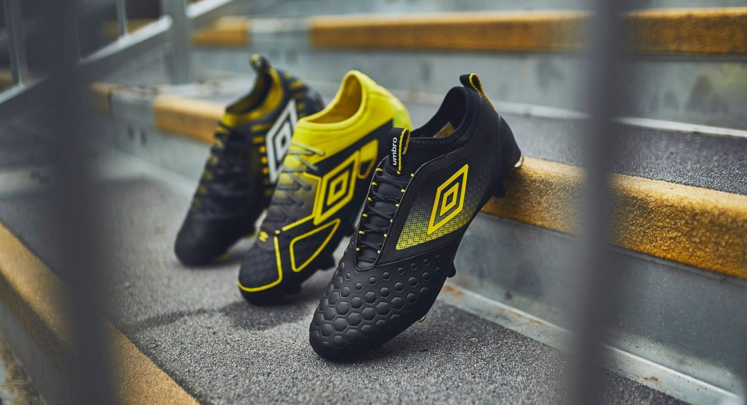 fe21a8214e8 Umbro Golden Generation  New Black And Golden Kiwi Pack