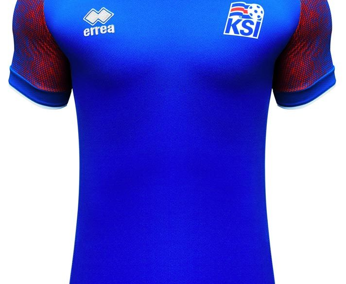 buy online 2527b fcf1e Iceland 2018 Home & Away Shirts by Erreà – Forza27