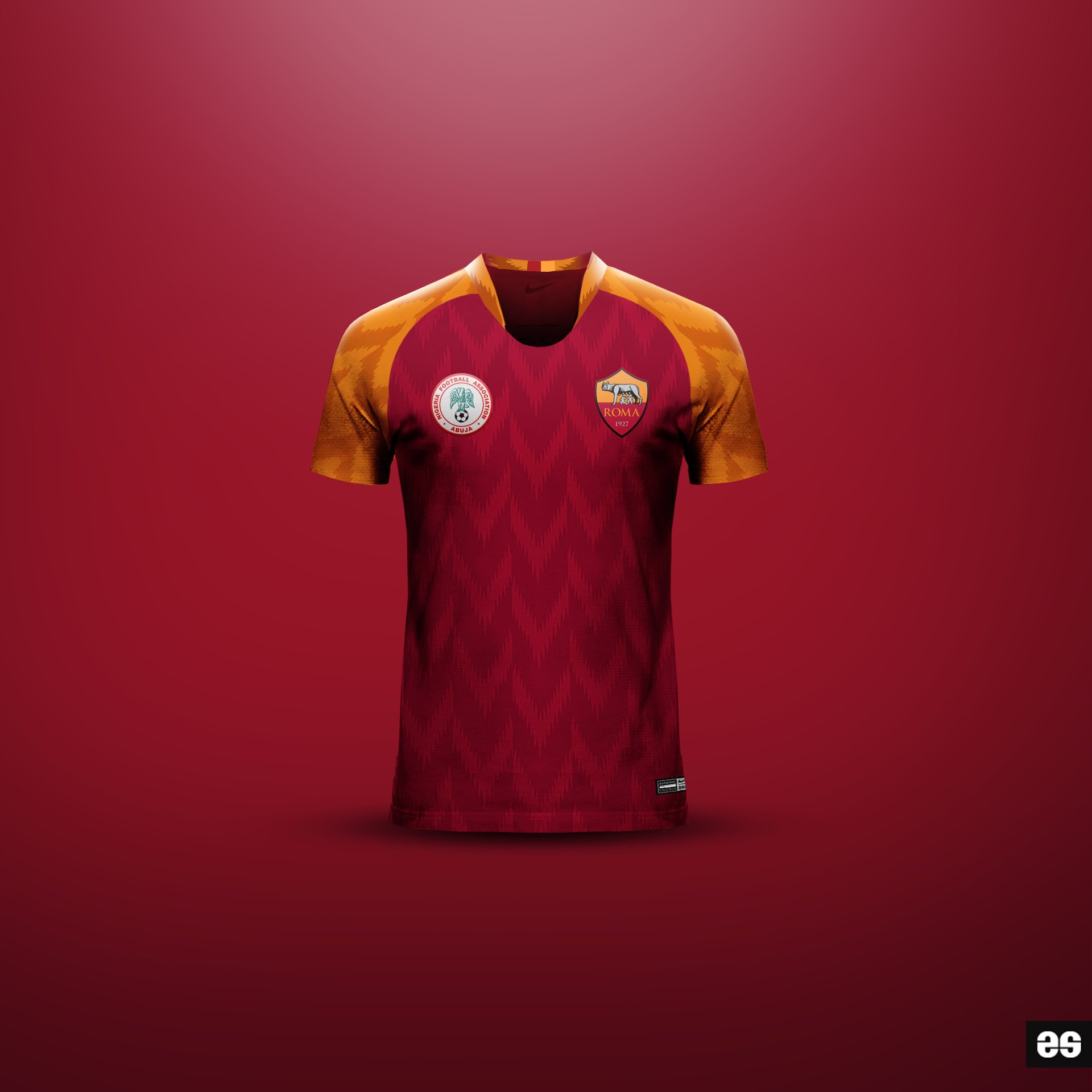 f1cf8bfb3 Roma x Nigeria by Emilio Sansolini. Follow  EmilioSansolini