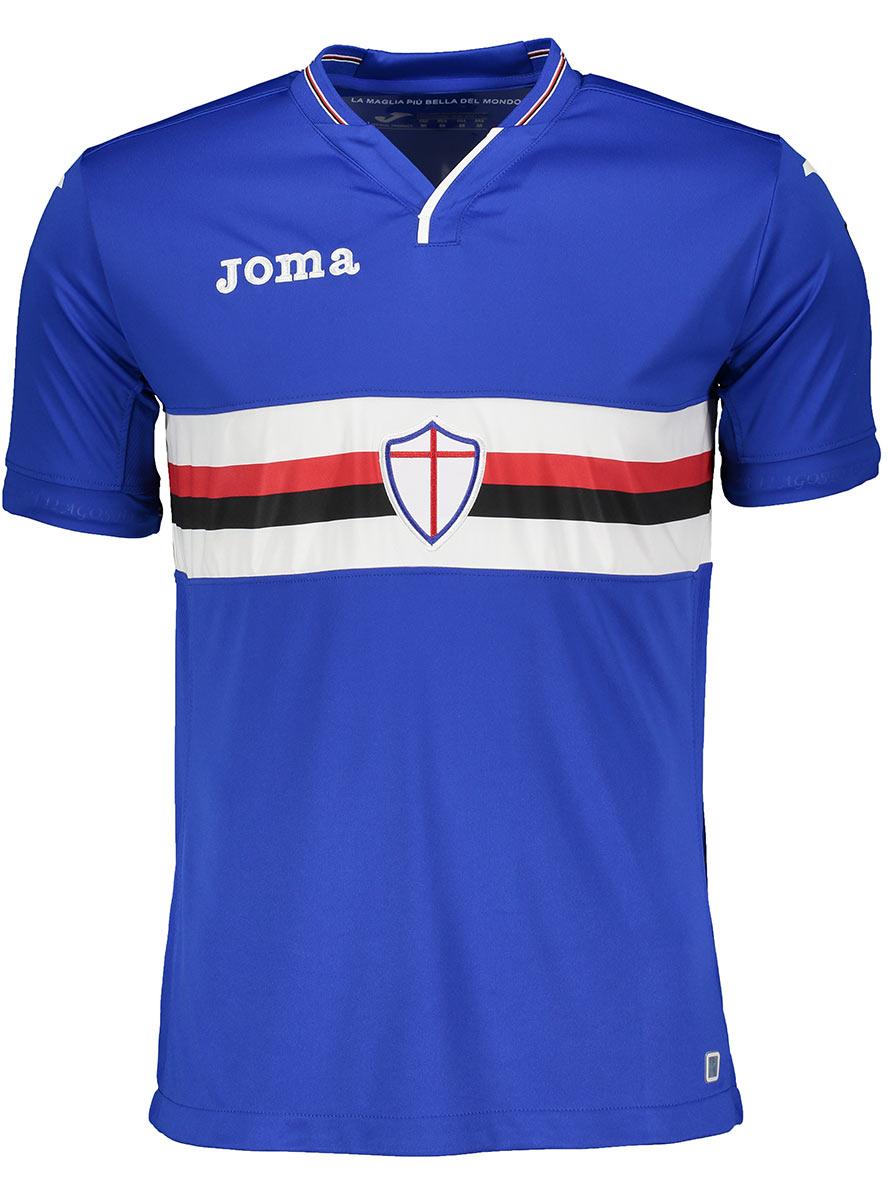 Sampdoria 2018/19 Home, Away & Third Kits – Forza27