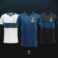 Inter 'Golden Snake' Retro Kit Concepts