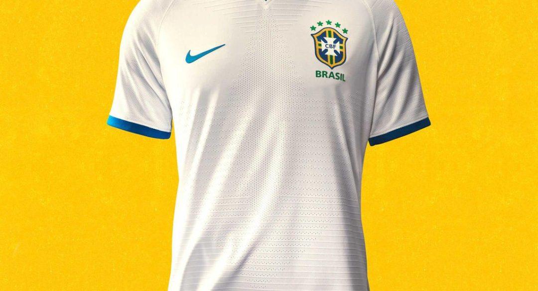 d760bec3898 Brazil 100th anniversary Copa America Kit