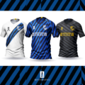 Inter Diagonal Kit Concepts by Alberto Mariani