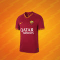 AS Roma 2019/20 Home Kit Overview
