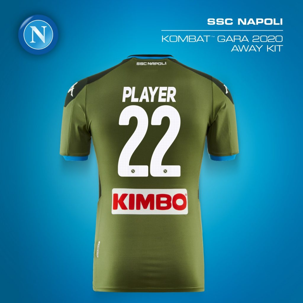 Napoli 2019 20 Kits By Kappa Forza27