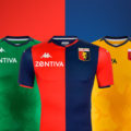 Genoa 2019/20 Home Kit by Kappa