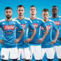 Napoli 2019/20 Home Kit by Kappa