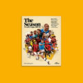 The Guardian Premier League Preview Cover by The Sporting Press