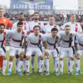 Cagliari 100 Year centenary kit by Macron