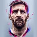 G.O.A.T – Lionel Messi by Liam Proniewicz