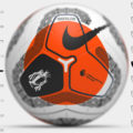 Nike Merlin TUNNEL VISION Premier League Match Ball